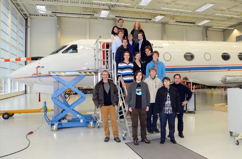 DLR Forschungsflugzeug HALO