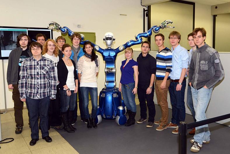DLR Roboter Justin